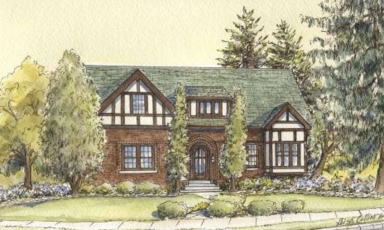 Arts and crafts movement house arts and crafts movement for Arts and crafts style home plans