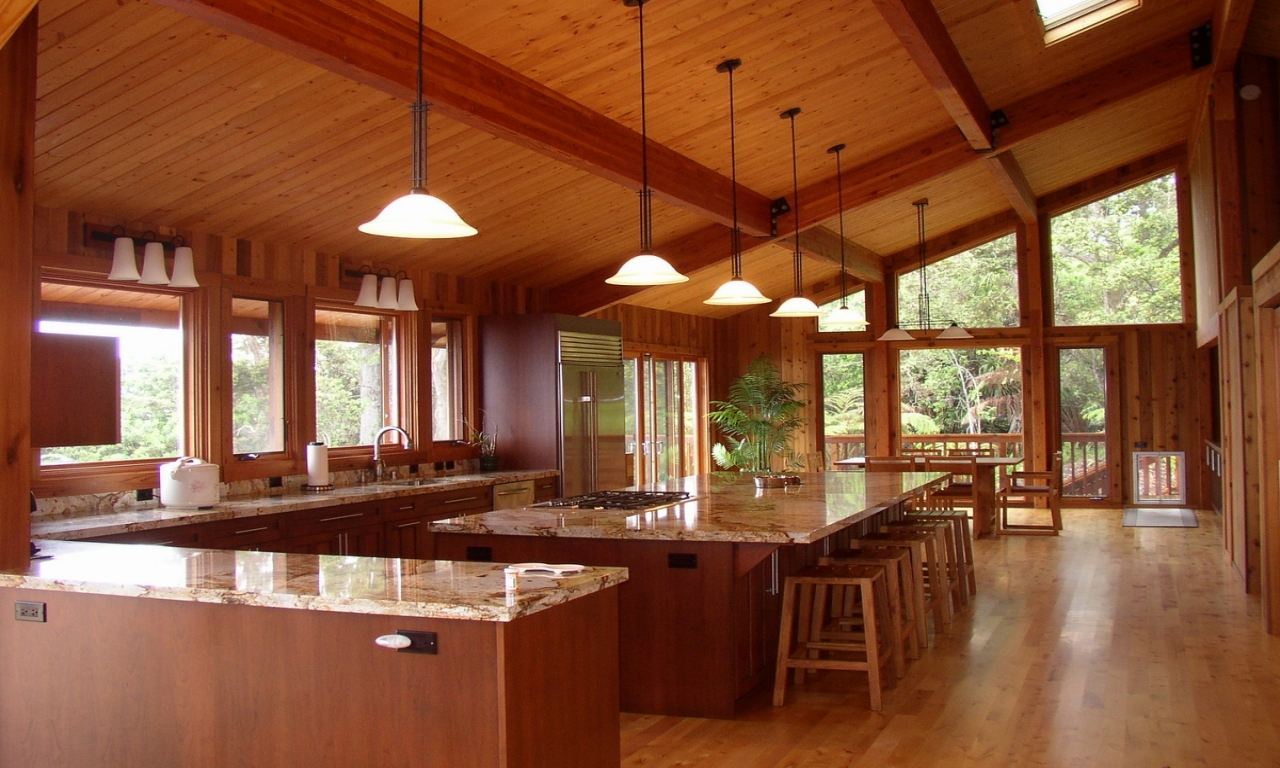 House And Home Interiors: Post And Beam Home Interiors Post And Beam Homes, Modern
