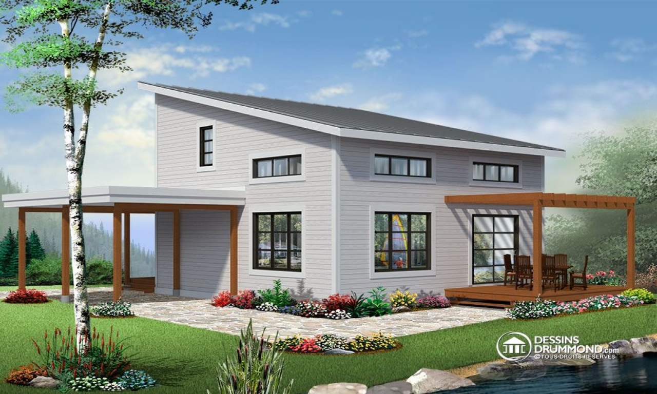 Luxury House Plans Drummond House Plans Affordable ...