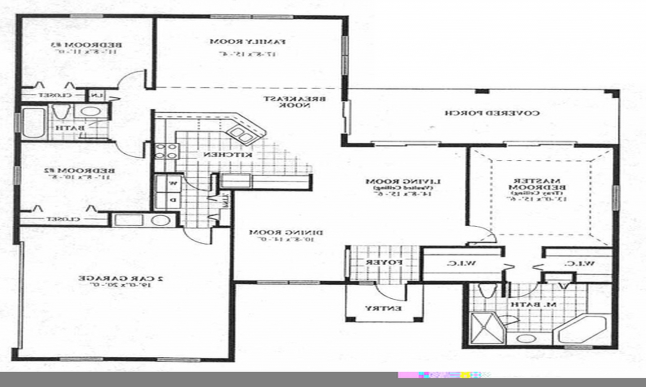 House floor plan design simple floor plans open house for Floor plans real estate