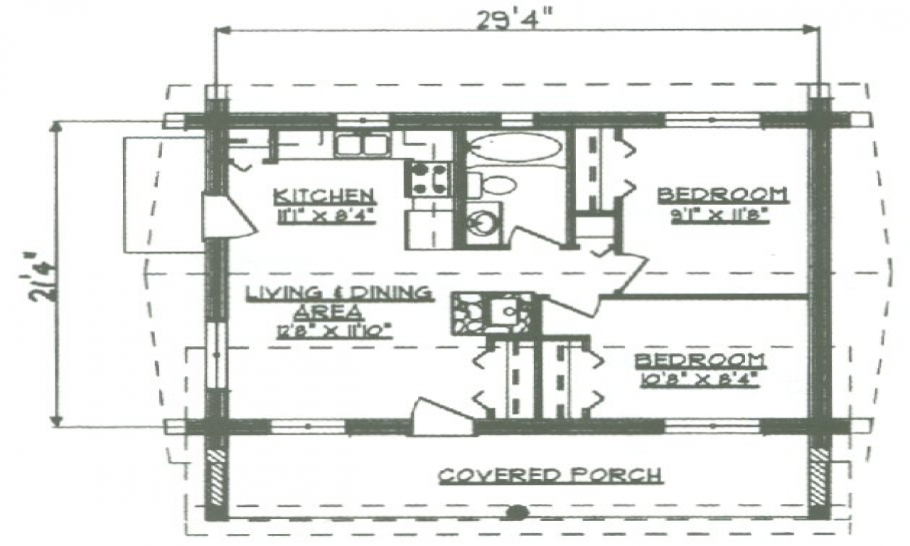 House floor plans under 1000 sq ft 2 story house floor for Floor plans under 1000 sq ft