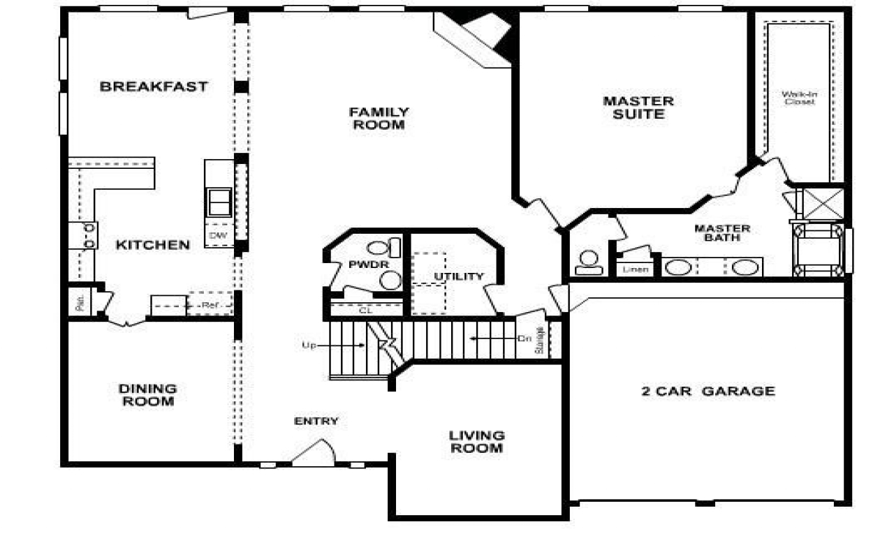 Five bedroom house floor plans 6 bedroom ranch house plans for 5 bedroom cabin plans