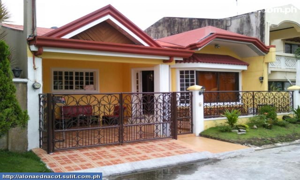 Bungalow House Plans Philippines Design Small Two Bedroom ...
