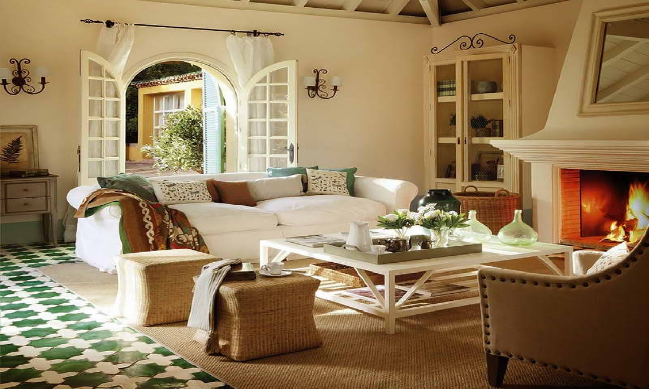 French Country Decorating Living Room Ideas