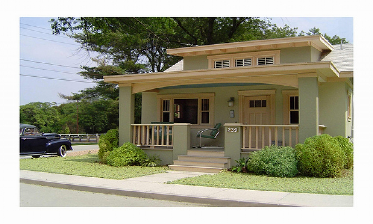 Simple small house design bungalow house model bungalow for Simple home model