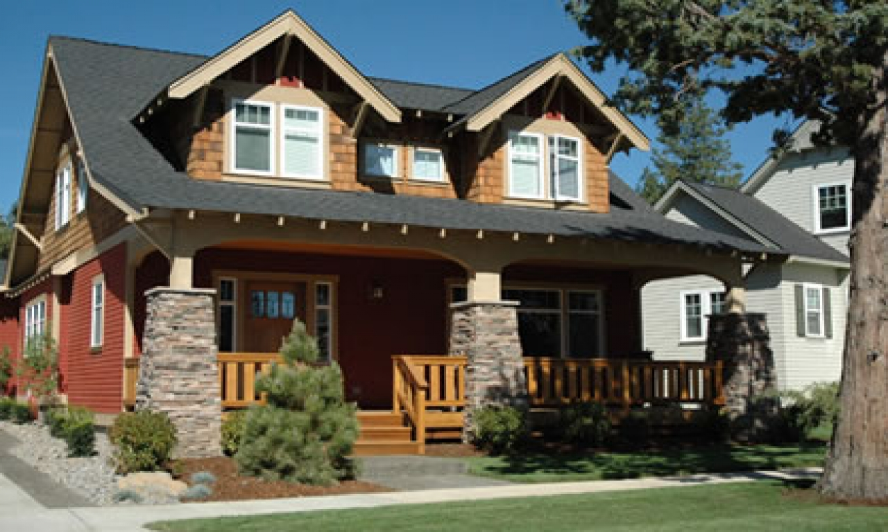Arts and crafts style furniture arts and crafts style home for Craftsman bungalow architecture