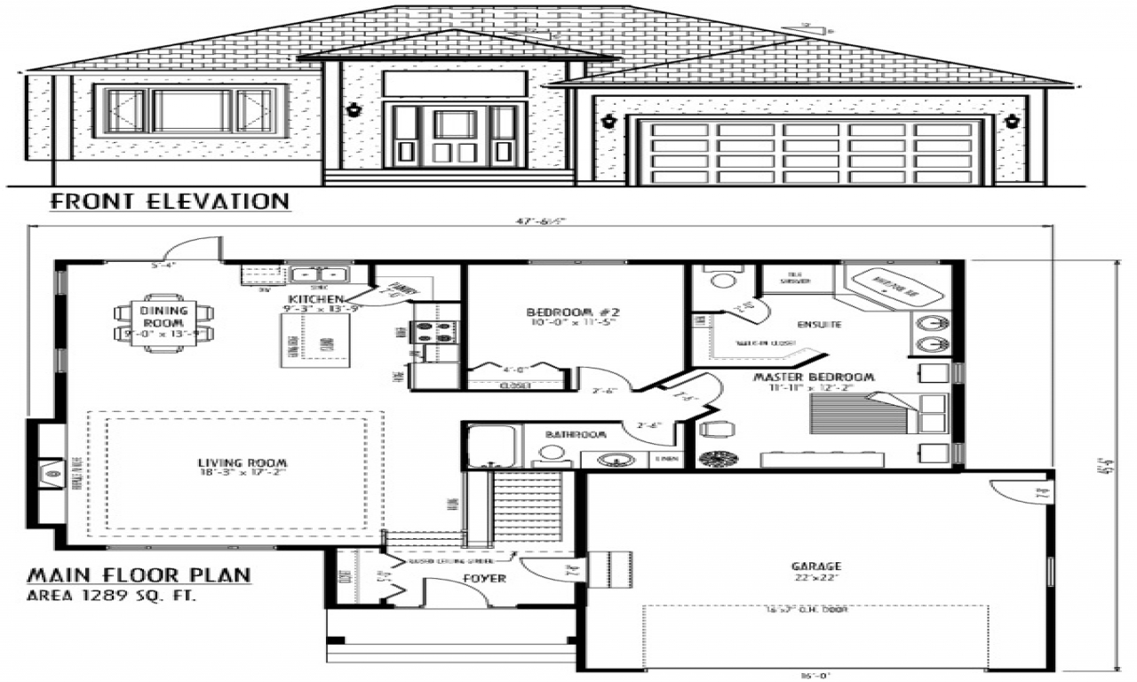 Bungalow Floor Plans With Attached Garage 1929 Craftsman