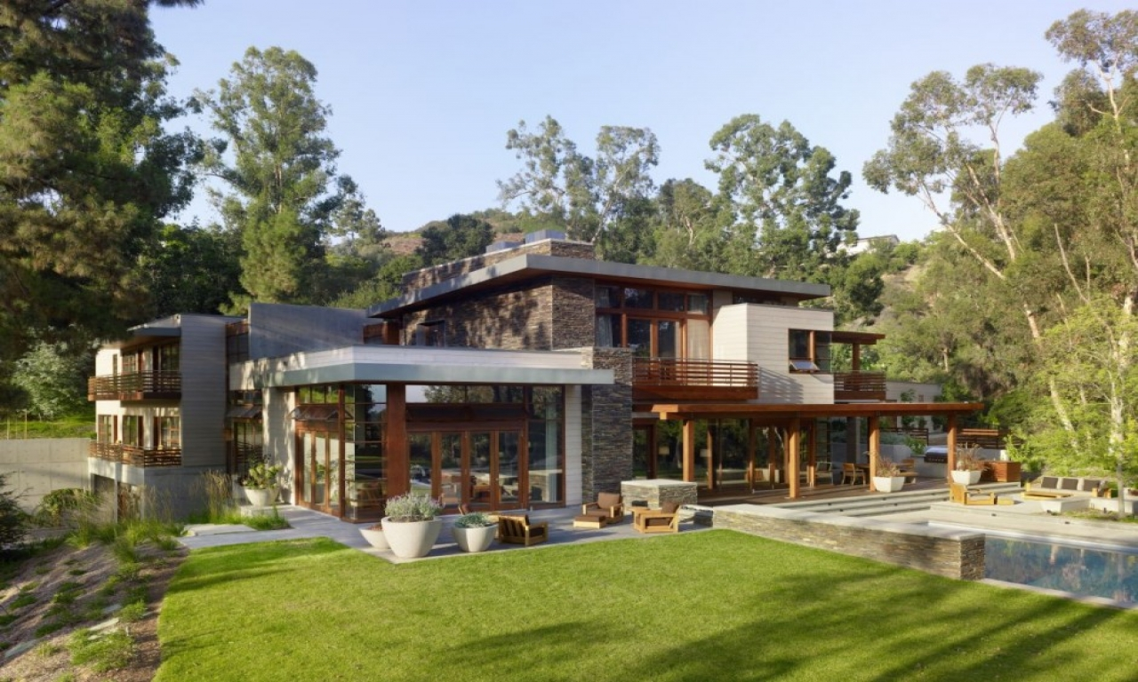 Modern Vacation Home Designs California Modern Home Design
