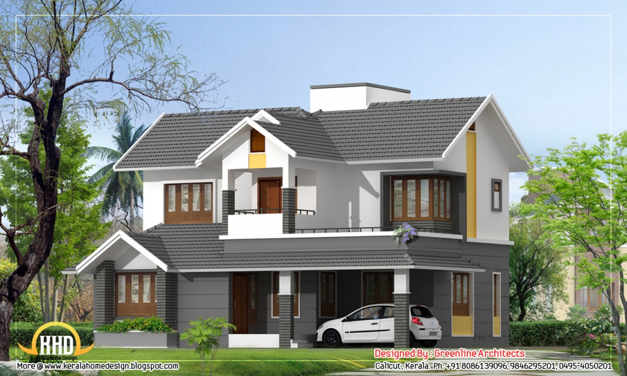 Narrow duplex house plans modern duplex house plans for House plans indian style
