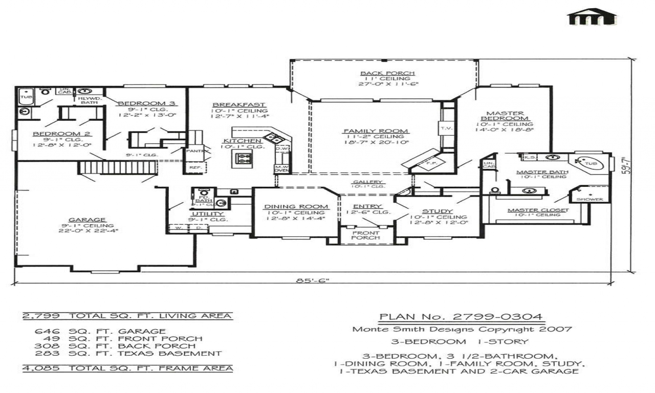 2 floor house inside 2 story house floor plans with for Two story house inside