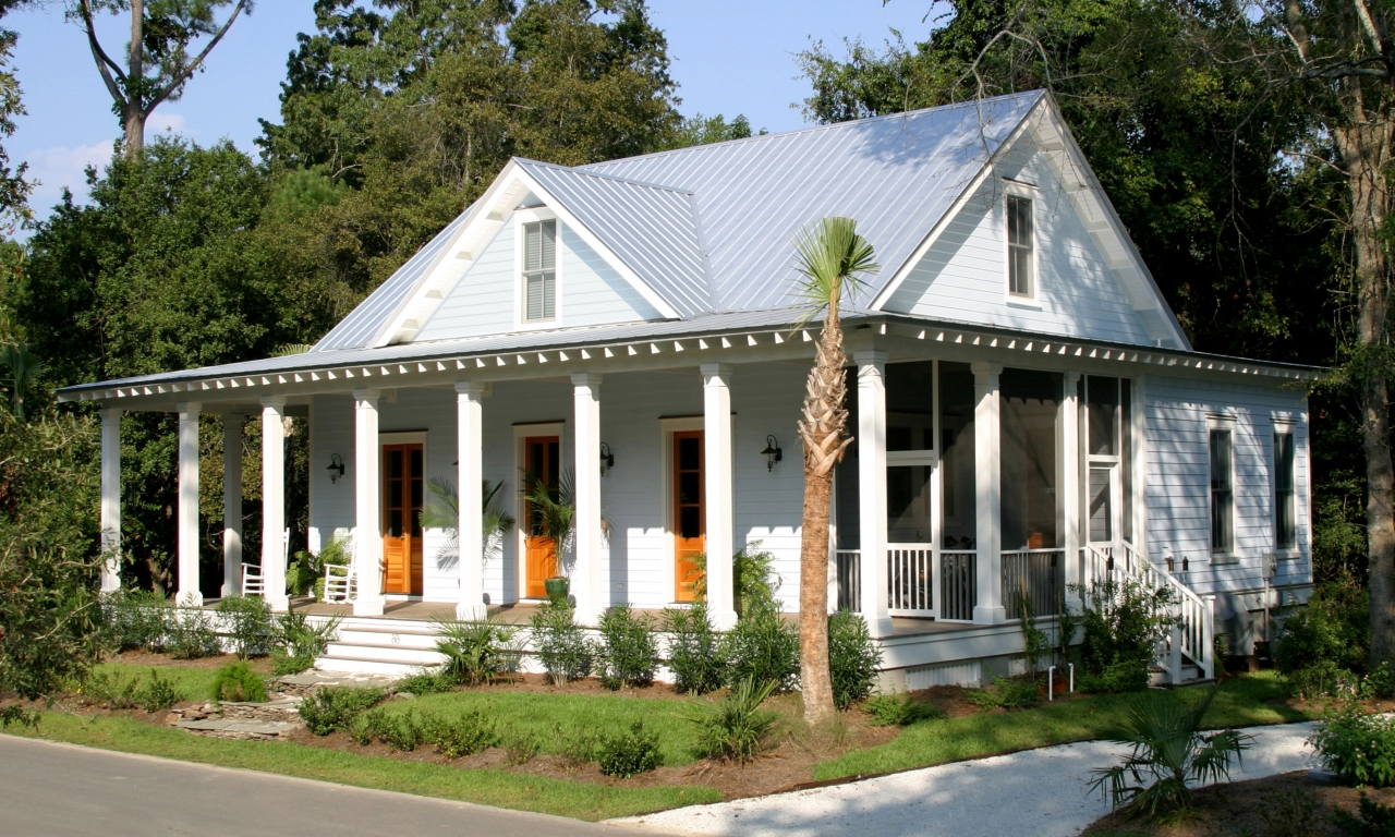 Small Home Designs: Exterior French Country Cottage Small Country Cottage Home