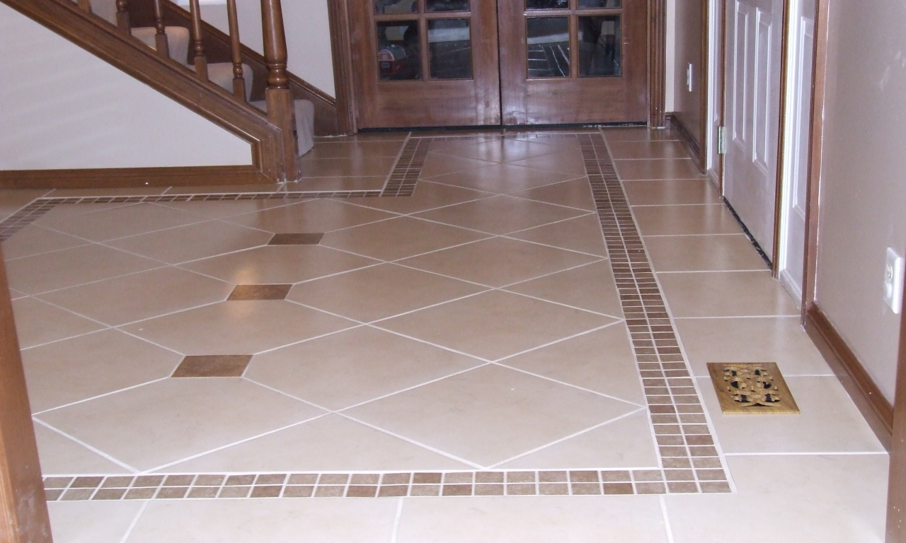 Living Room Tile Floor Designs Patterns DIY Living Room ...