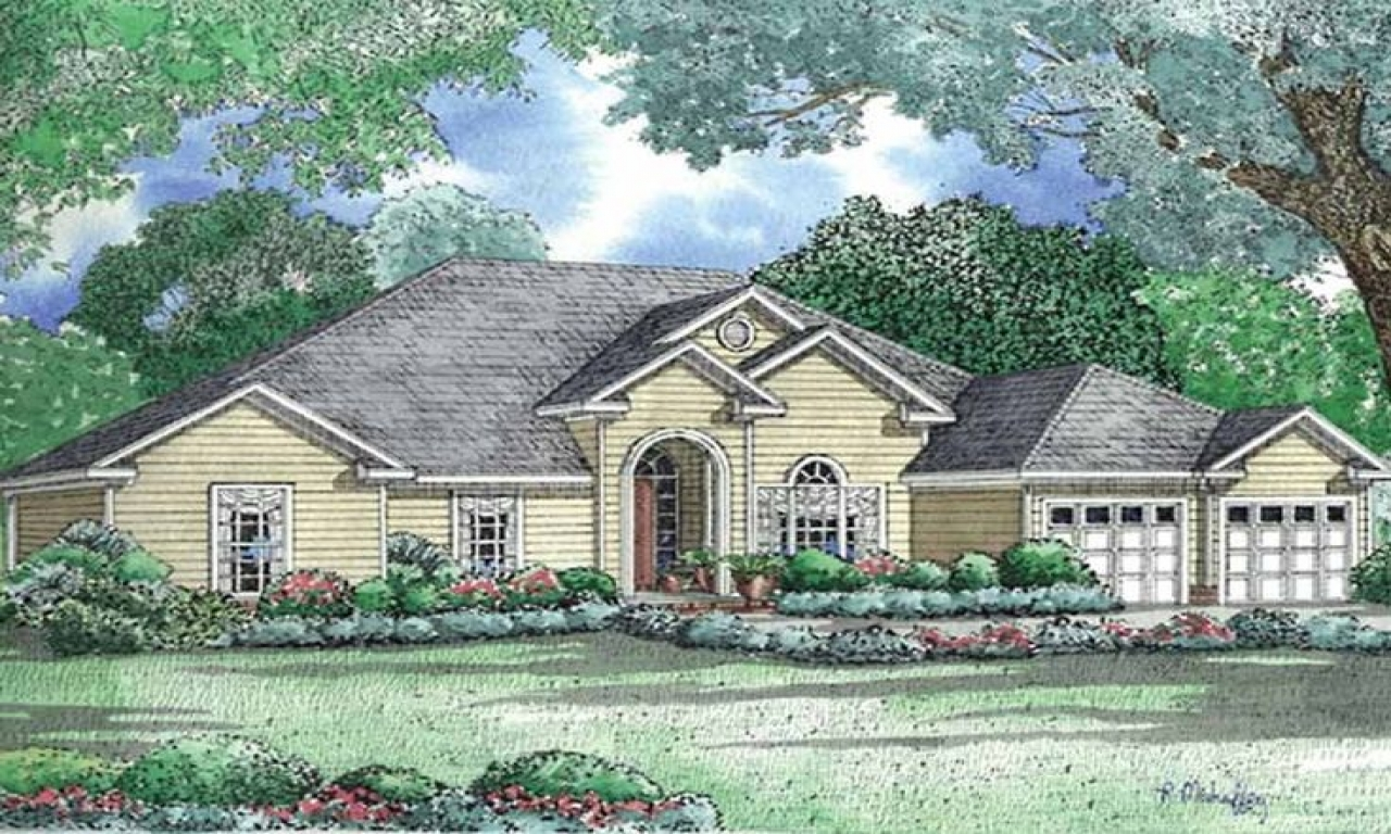 Craftsman house plans new american house plan future for American craftsman home plans