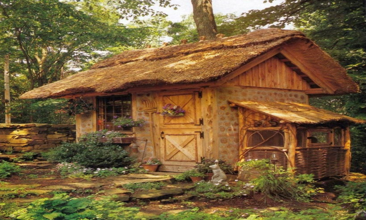Thatched roof shed thatched roof shed tiny house interiors for Shed roof tiny house