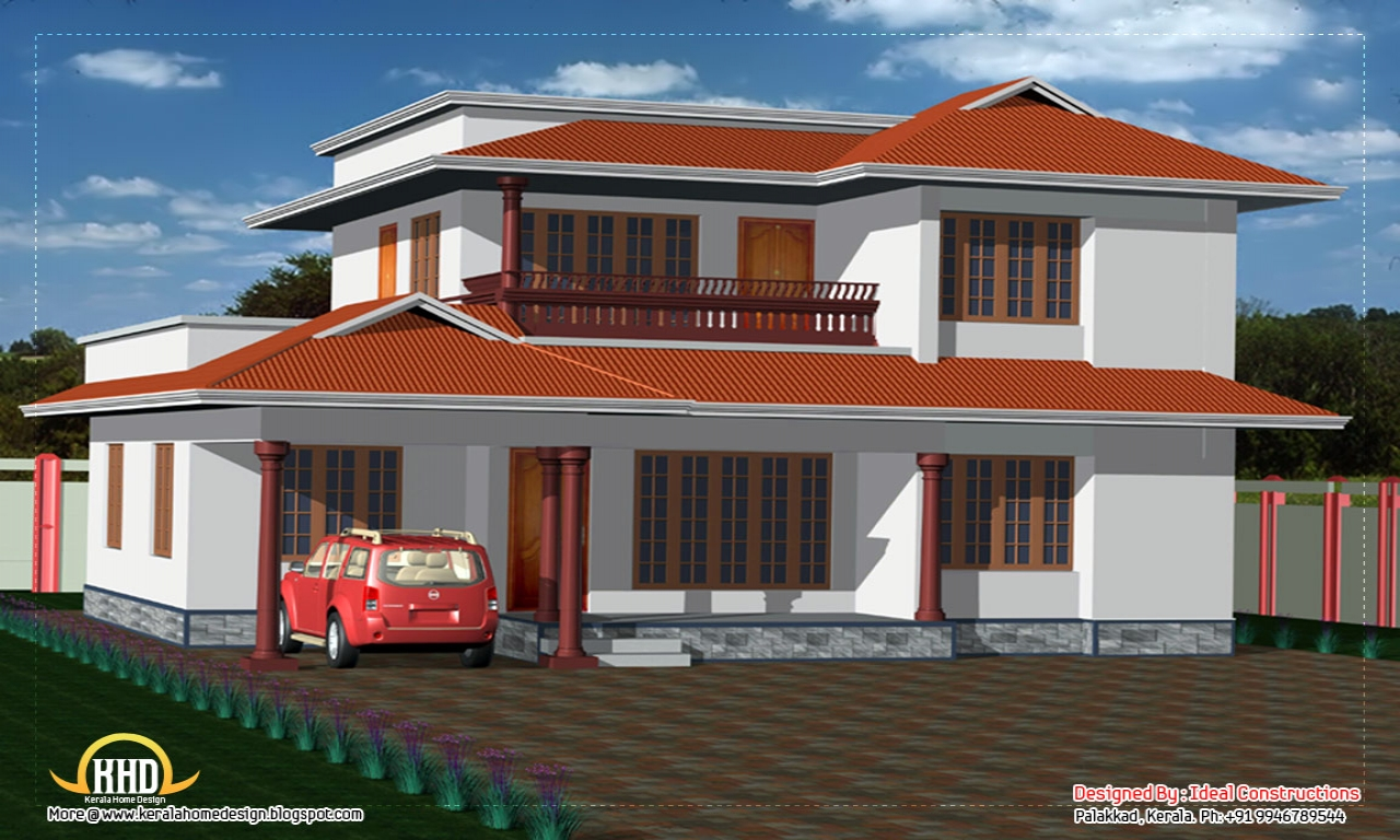 Kerala house elevation design good house plans in kerala for Good house photos