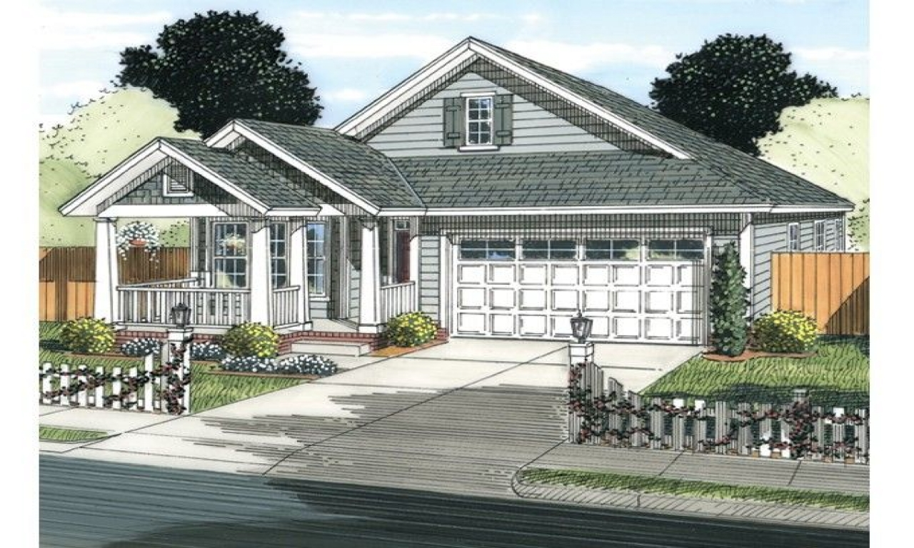 Eplans Cottage House Plan 1786 Square Feet And 3 Bedrooms