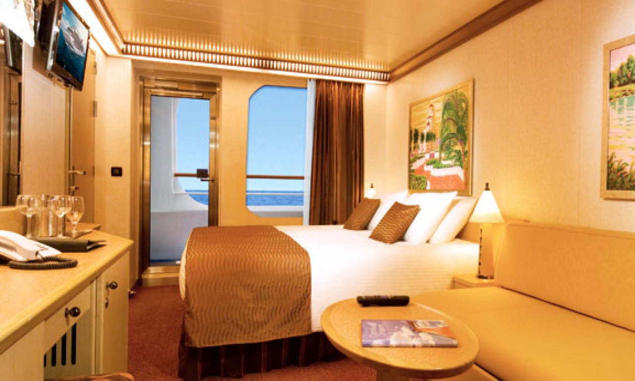 Best Deck  Rooms On Carnival