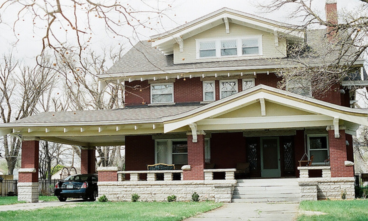 Old Craftsman Style House Plans Green Craftsman Style