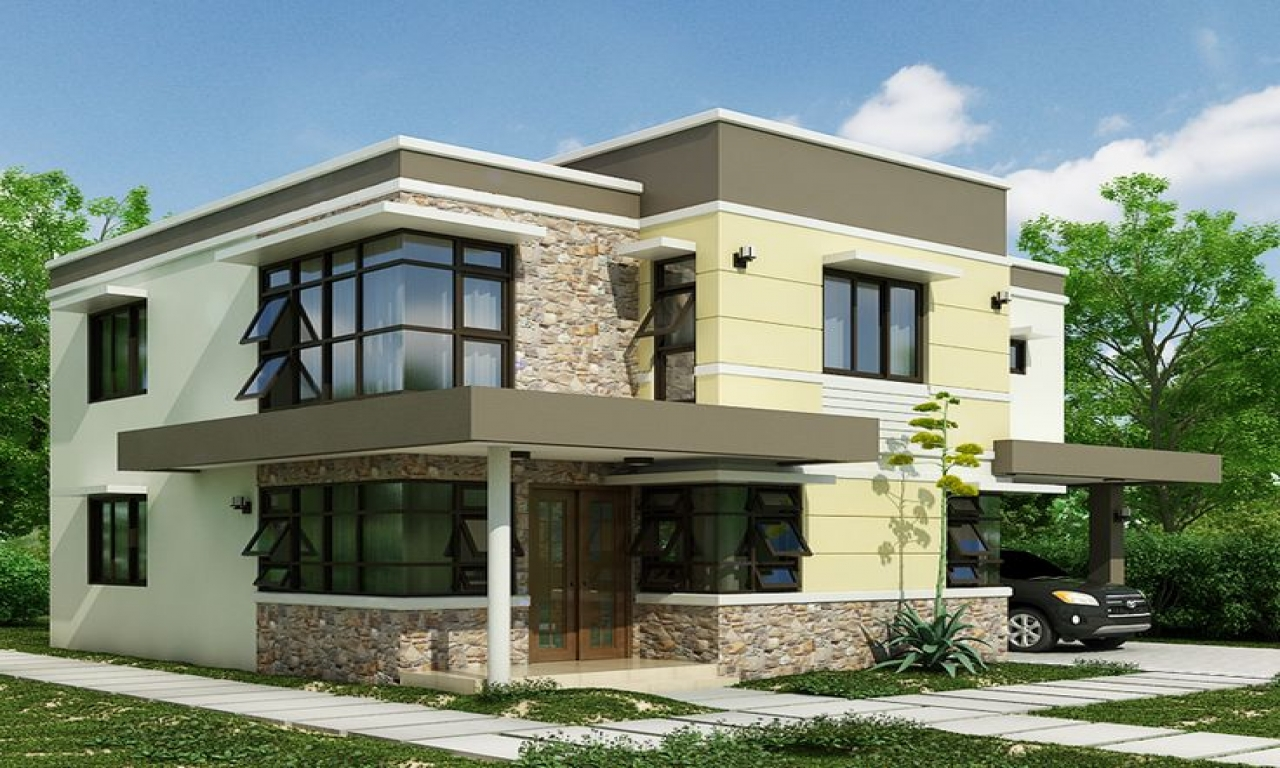 Small modern house plans designs small cottage house plans for Small modern house plans one floor