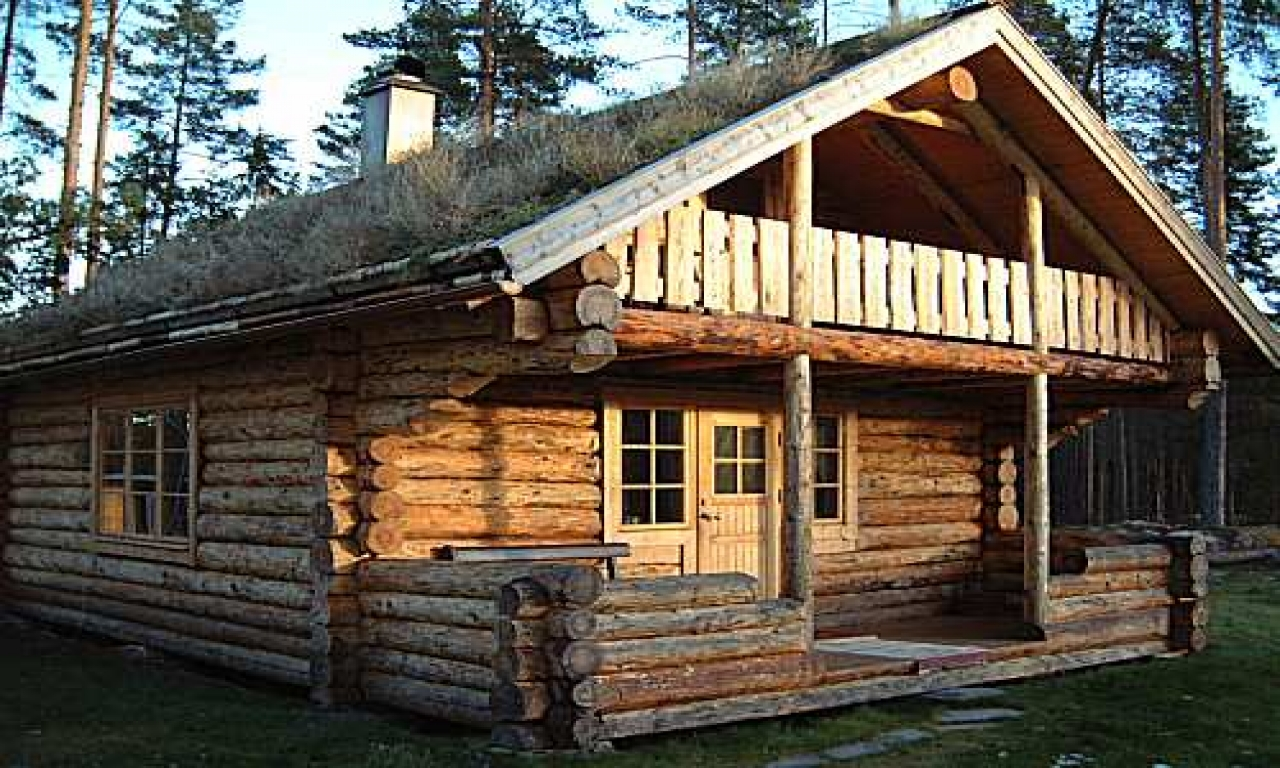 Log cabin house luxury log cabin homes simple cabins to for Luxury log cabin builders