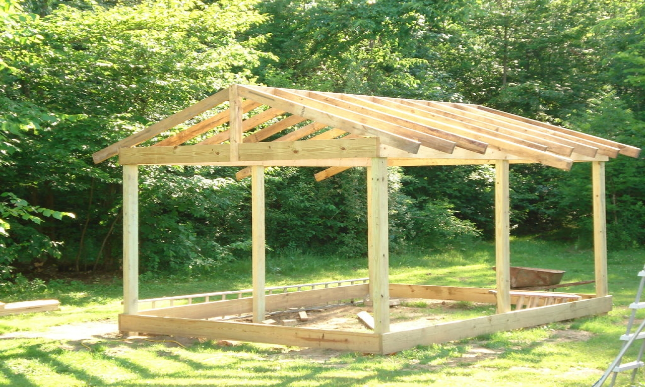 How to build a small cabin on a budget how to build a for Building a cottage on a budget