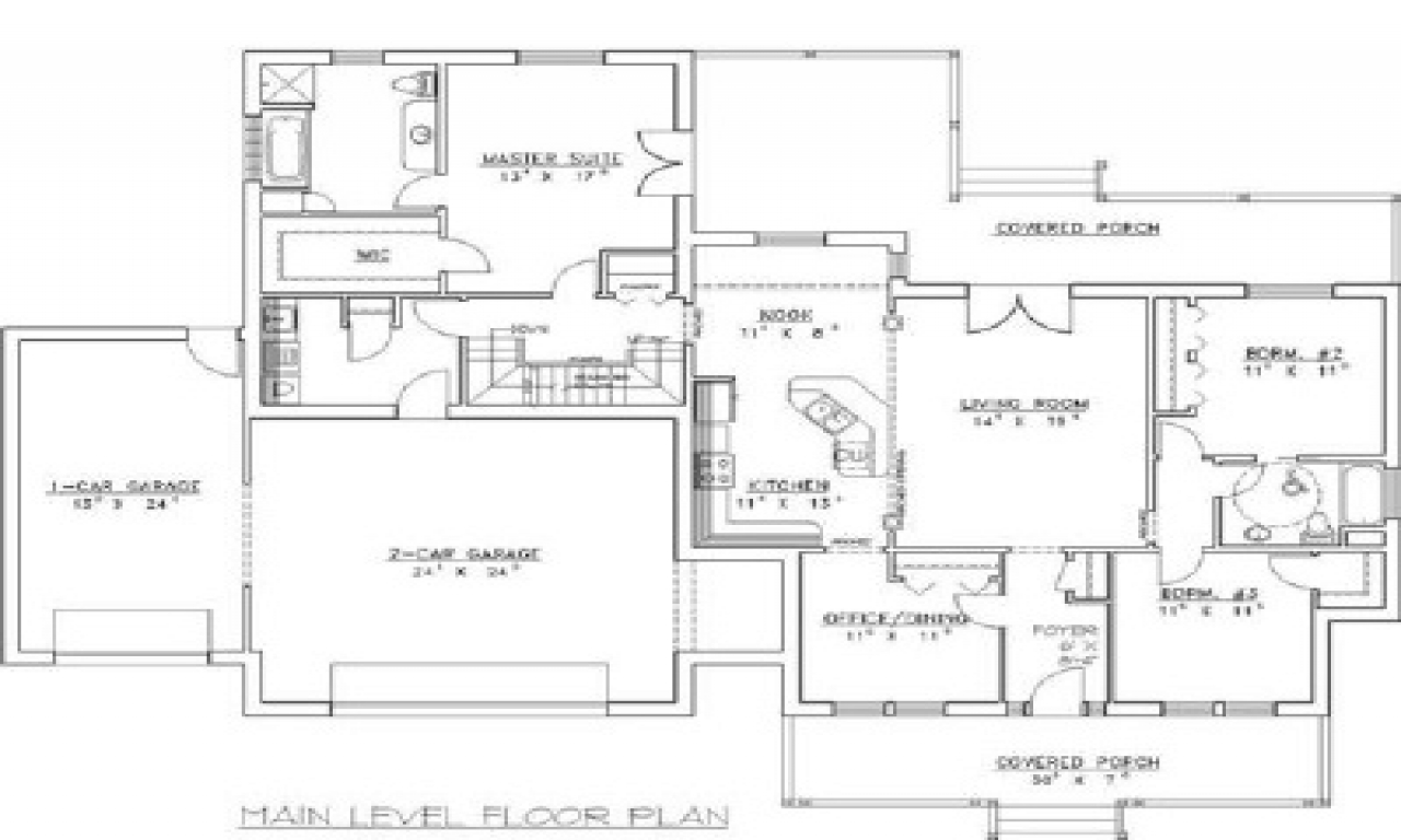 Insulated concrete form house plans concrete house plans for Concrete house plans