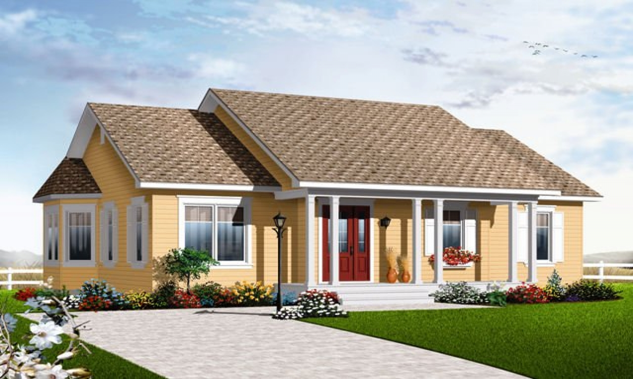 Bungalow house plan designs florida house designs for Florida home designs