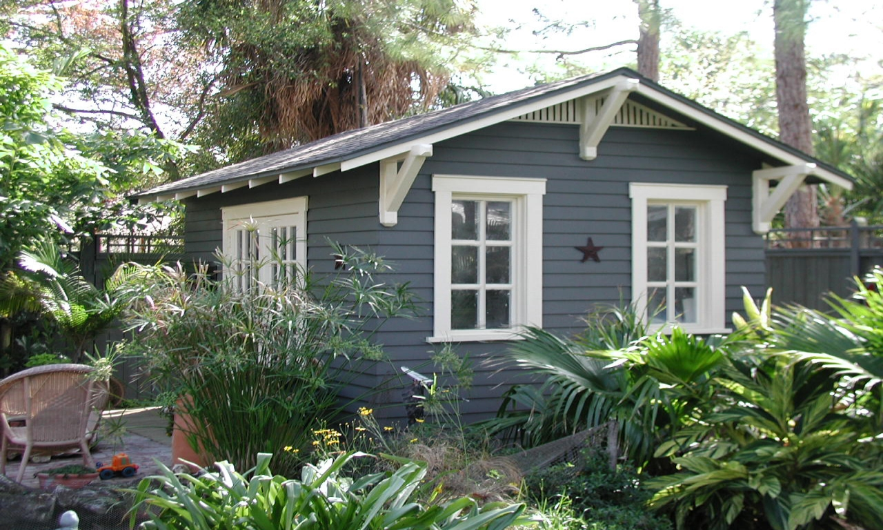 Cottage Garden Sheds Backyard Cottage Shed Small Backyard