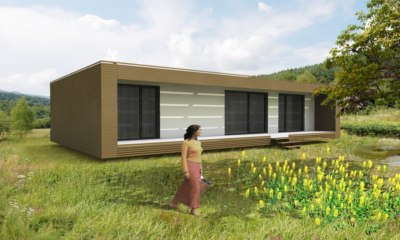 Prefab modular homes prefab pod homes building low cost Cost to build a cottage