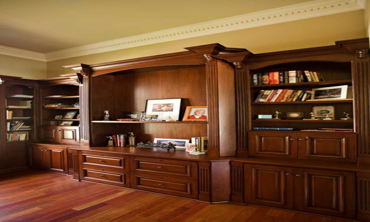 Female executive office decor executive home office design Executive home office ideas