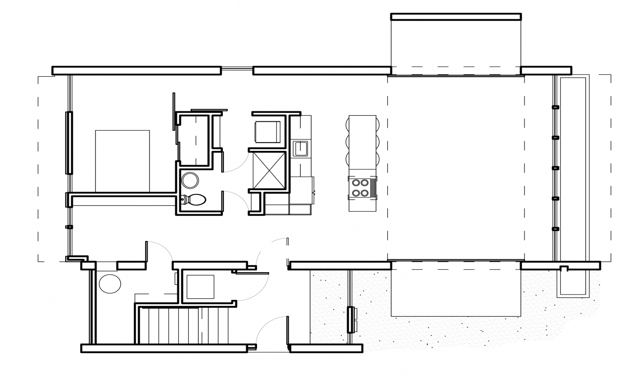 Cool modern house plans unique modern contemporary house for Cool plans