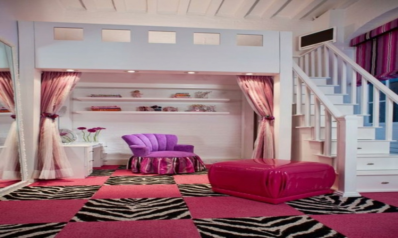 Cool teenage girl bedroom ideas for small rooms amazing - Teenage beds for small rooms ...