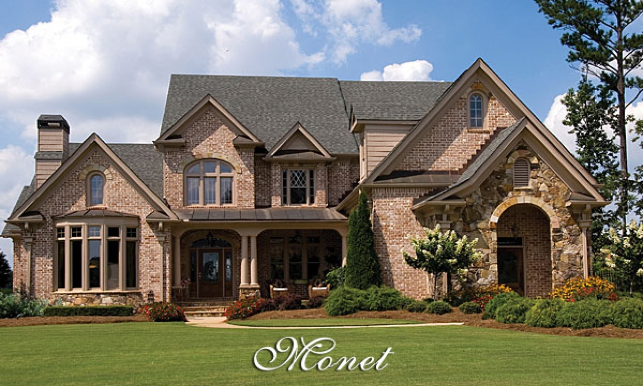 French country style house plans german style house for Country style design homes