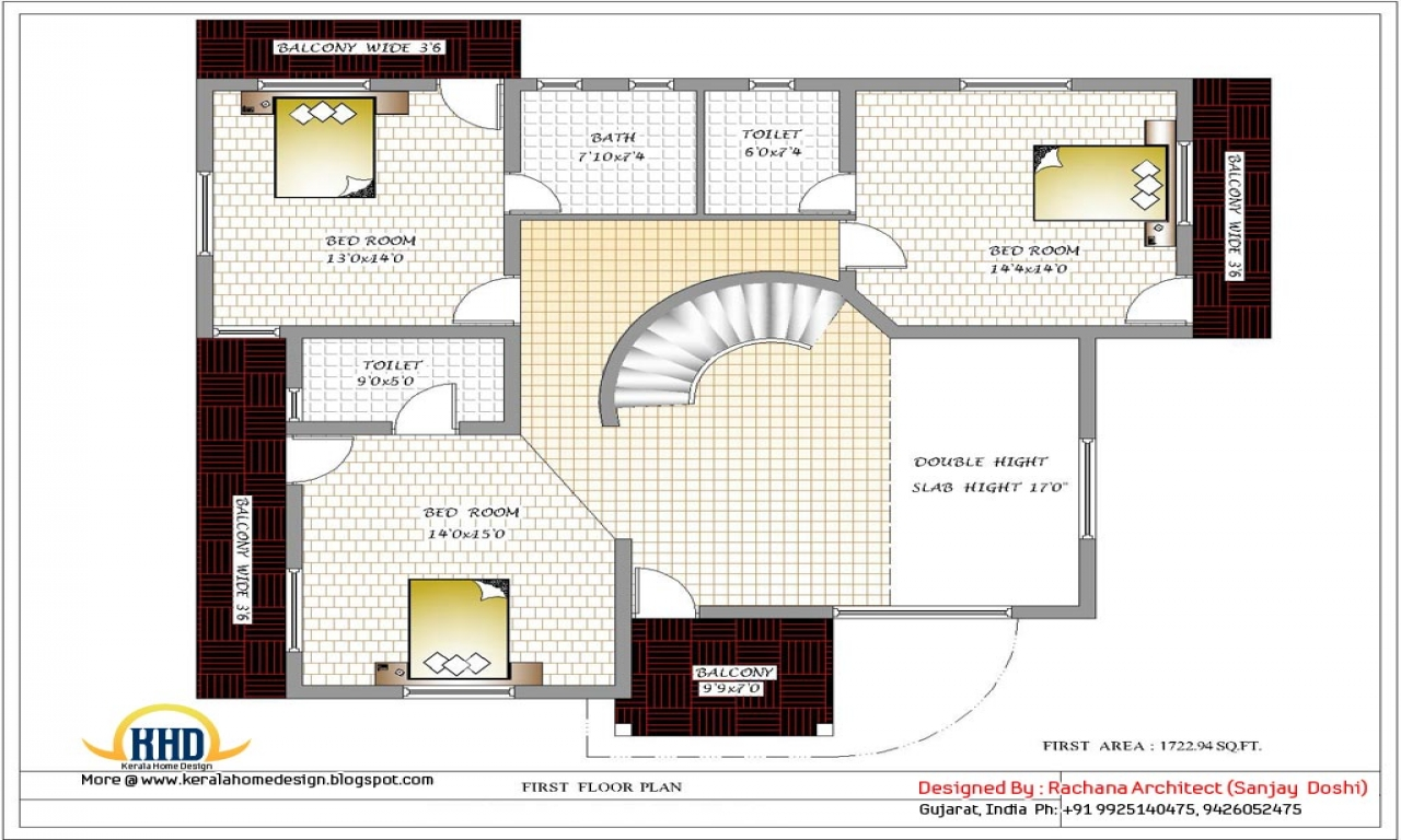 Traditional house plans house plans designs india home for Traditional floor plans
