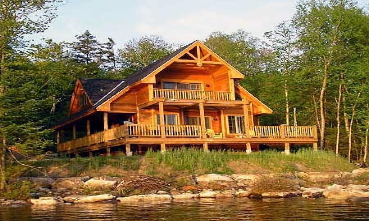 small lake cottage house plans small house plans. Black Bedroom Furniture Sets. Home Design Ideas
