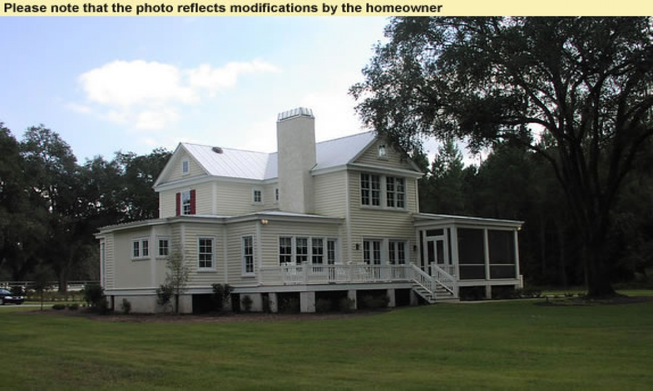 Southern greek revival home plans compare to federal greek for One story greek revival house plans