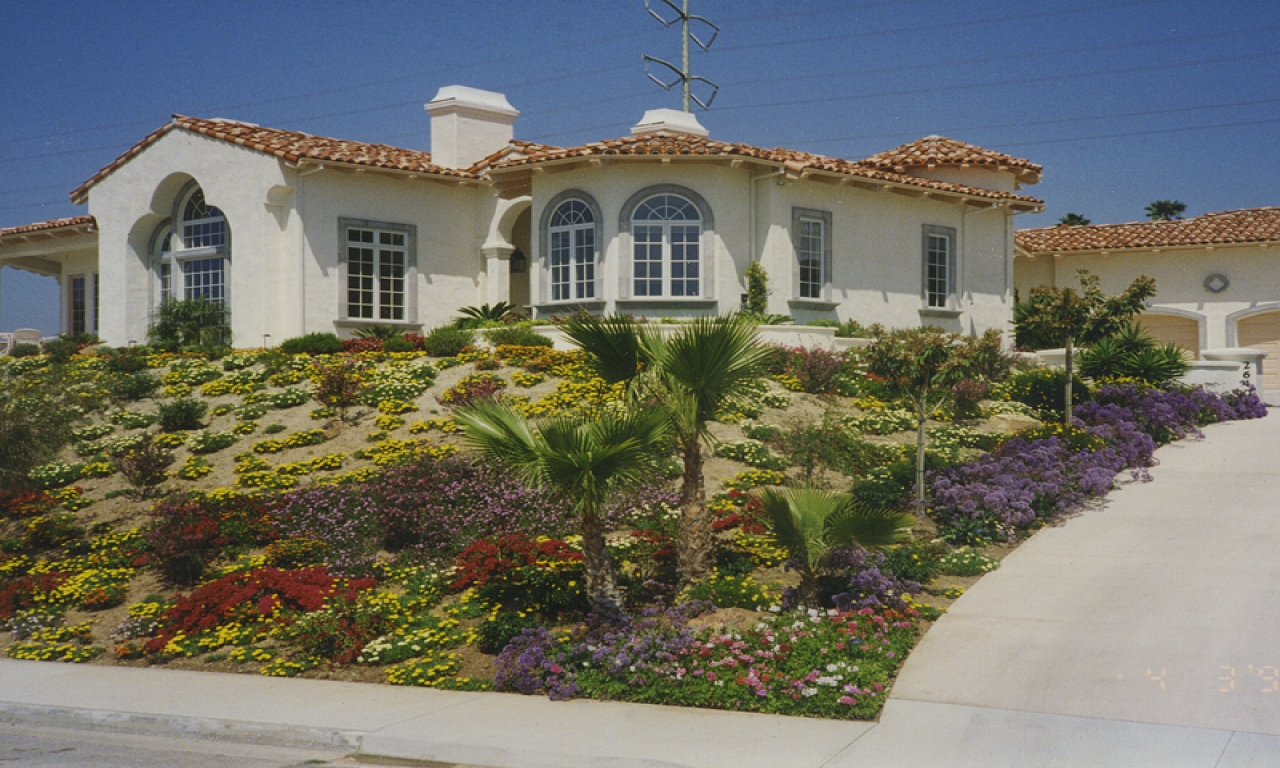 One Story Mediterranean House Plans This Large One Story