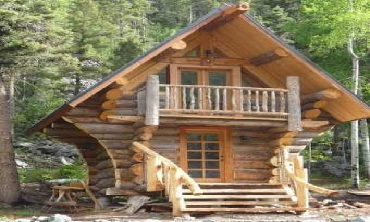Small log cabin designs little log cabins plans cool for Log cabin homes designs