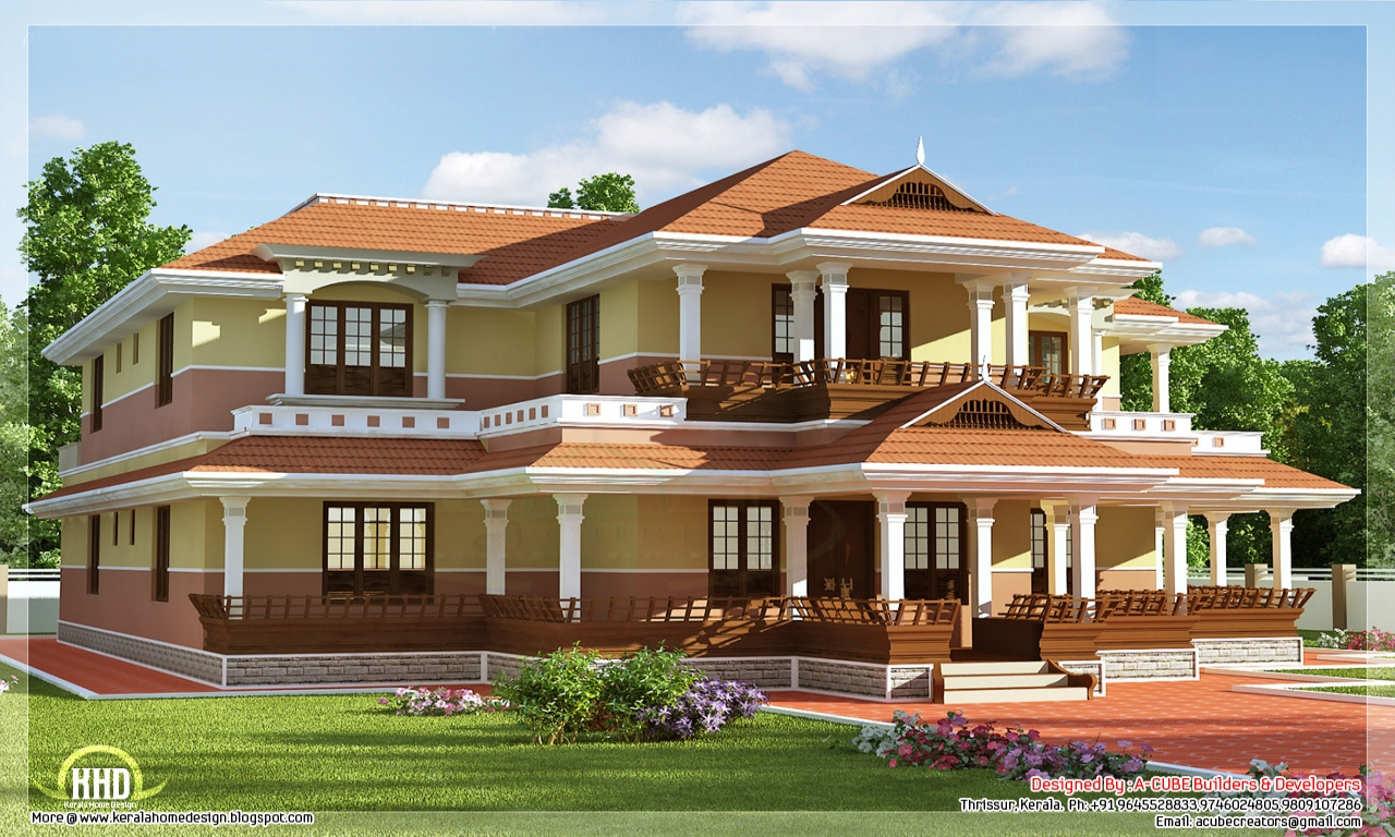 Kerala house interior design kerala model house design for New model home design