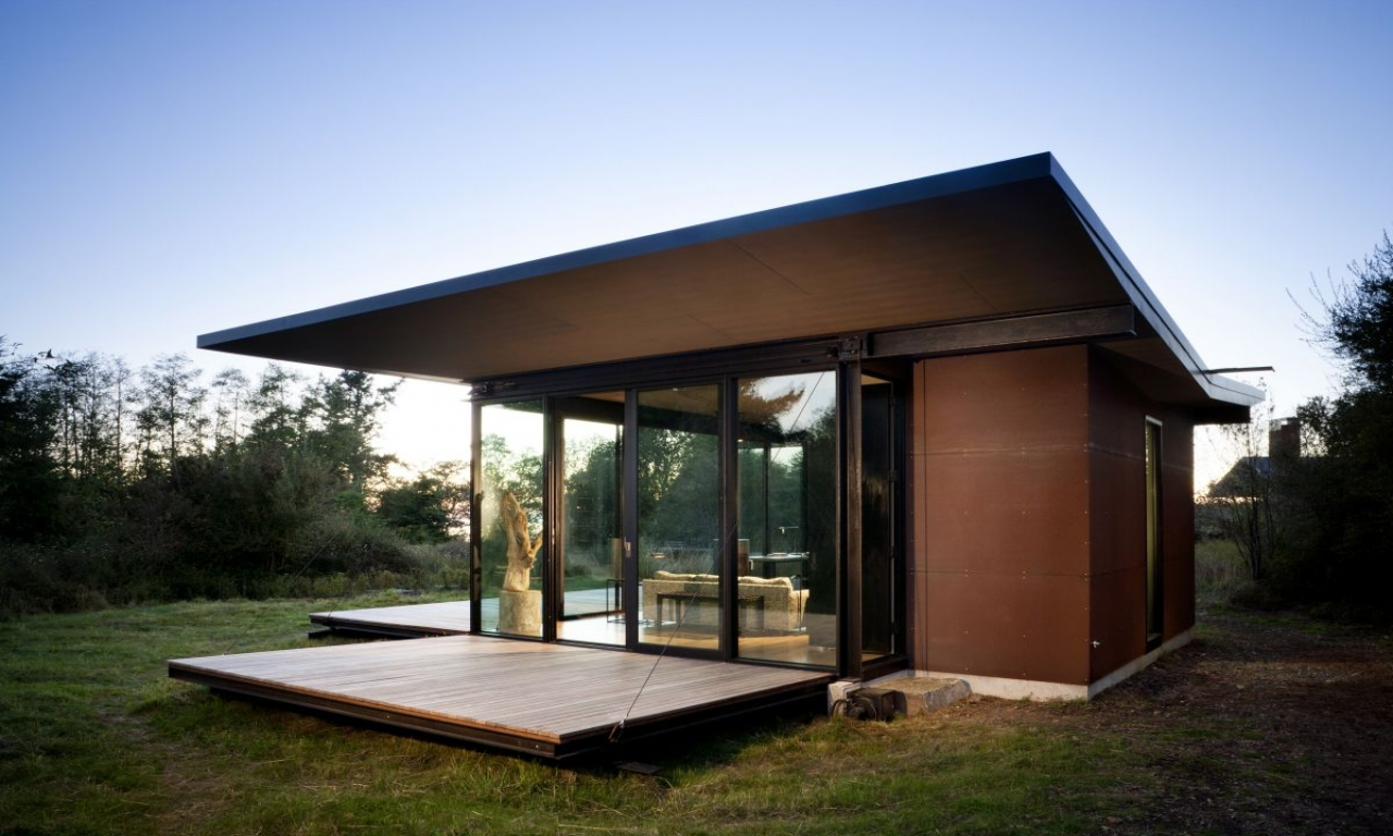 Modern Small Cabins Tiny Houses Tiny Modern Cabins Small ...