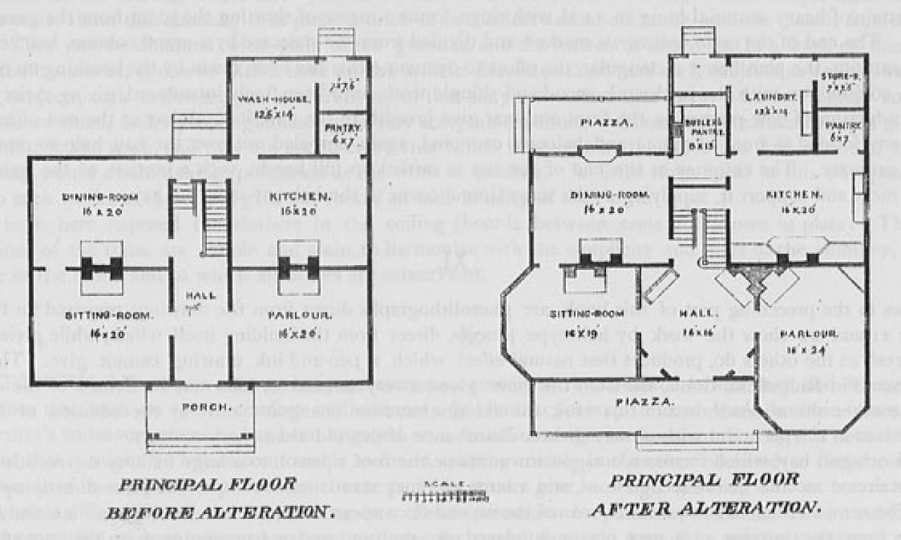 Old victorian house floor plans old haunted victorian for New old house plans