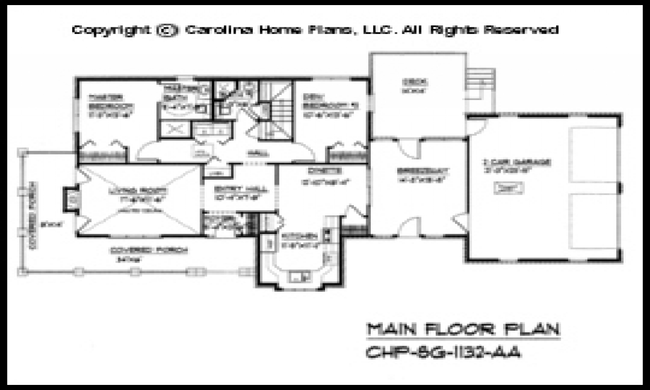 Simple Small House Floor Plans Small House Plans Under