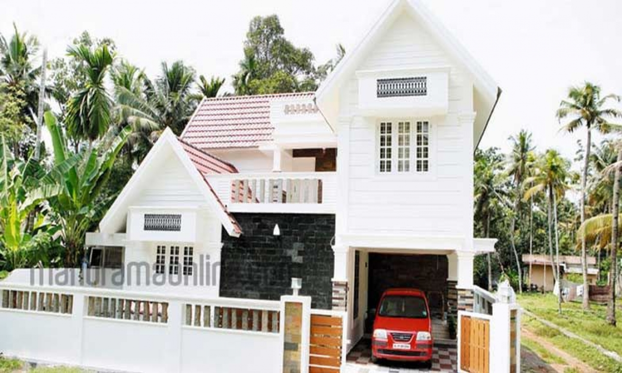 The Exterior Of The House Photo Manorama Online Exterior
