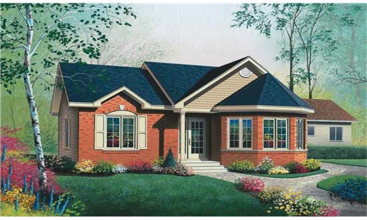 Modern bungalow house plans bungalow house plans under for 1000 sq ft cabin plans
