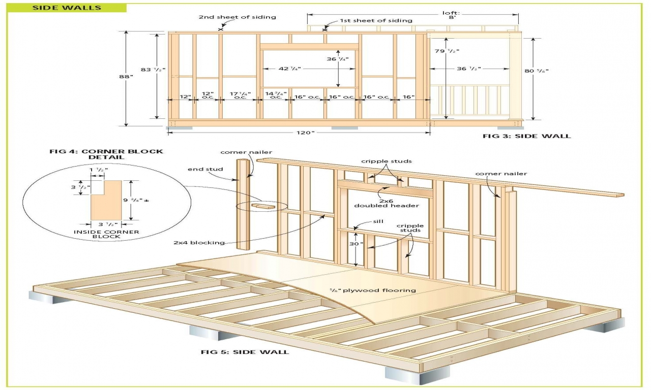 Wood cabin plans free free 12x16 shed plans diy cabin for Diy cottage plans