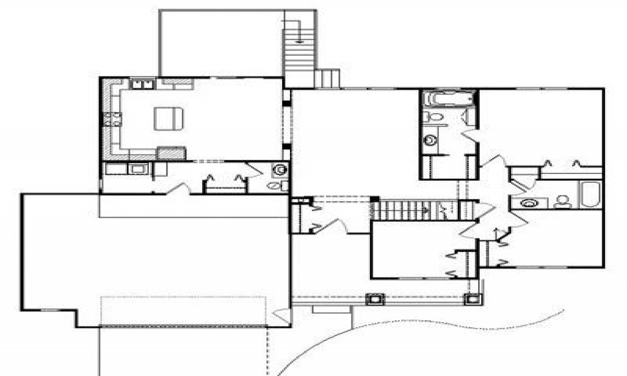 Plantation House Floor Plan Southern Style Plantation