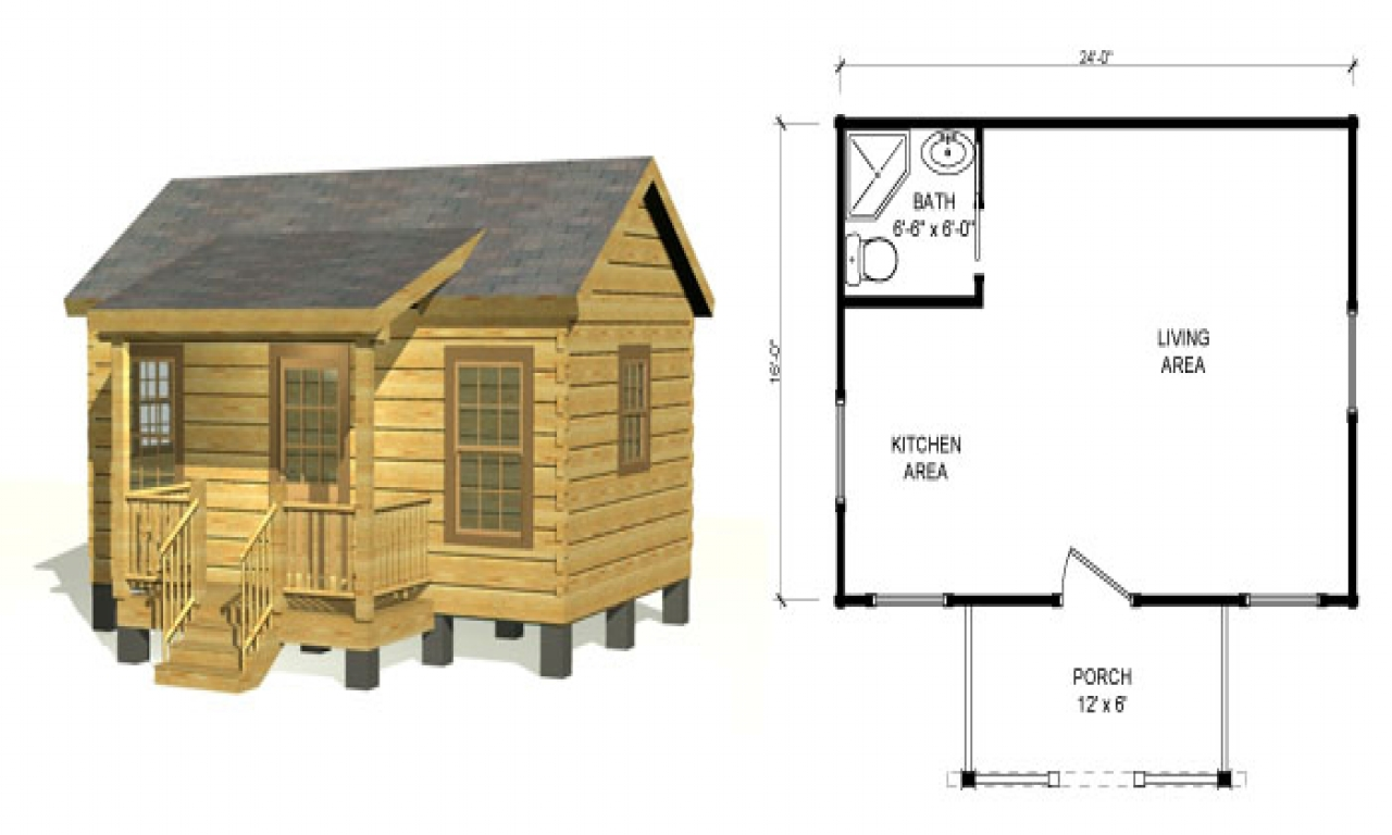 Small log cabin floor plans rustic log cabins small for Rustic home plans with cost to build