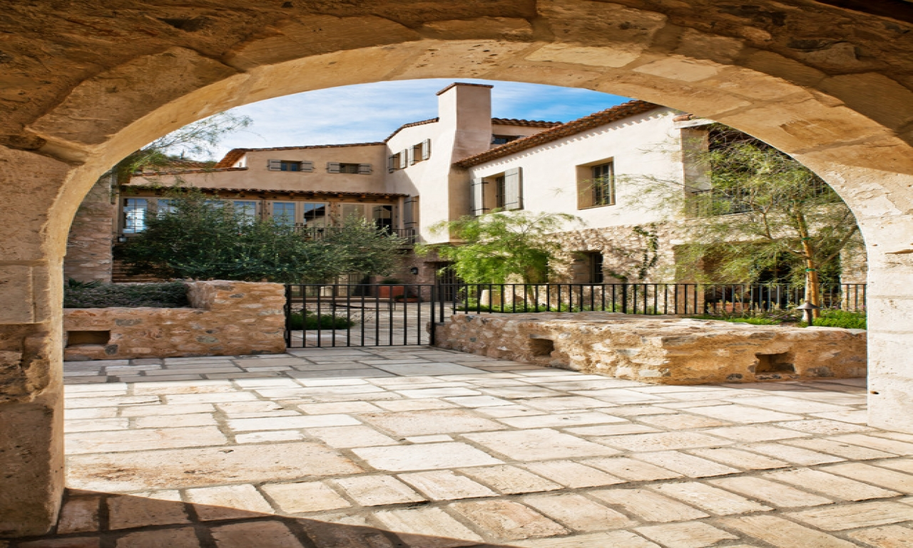 French Country Tuscan Decor Italian Mediterranean Home