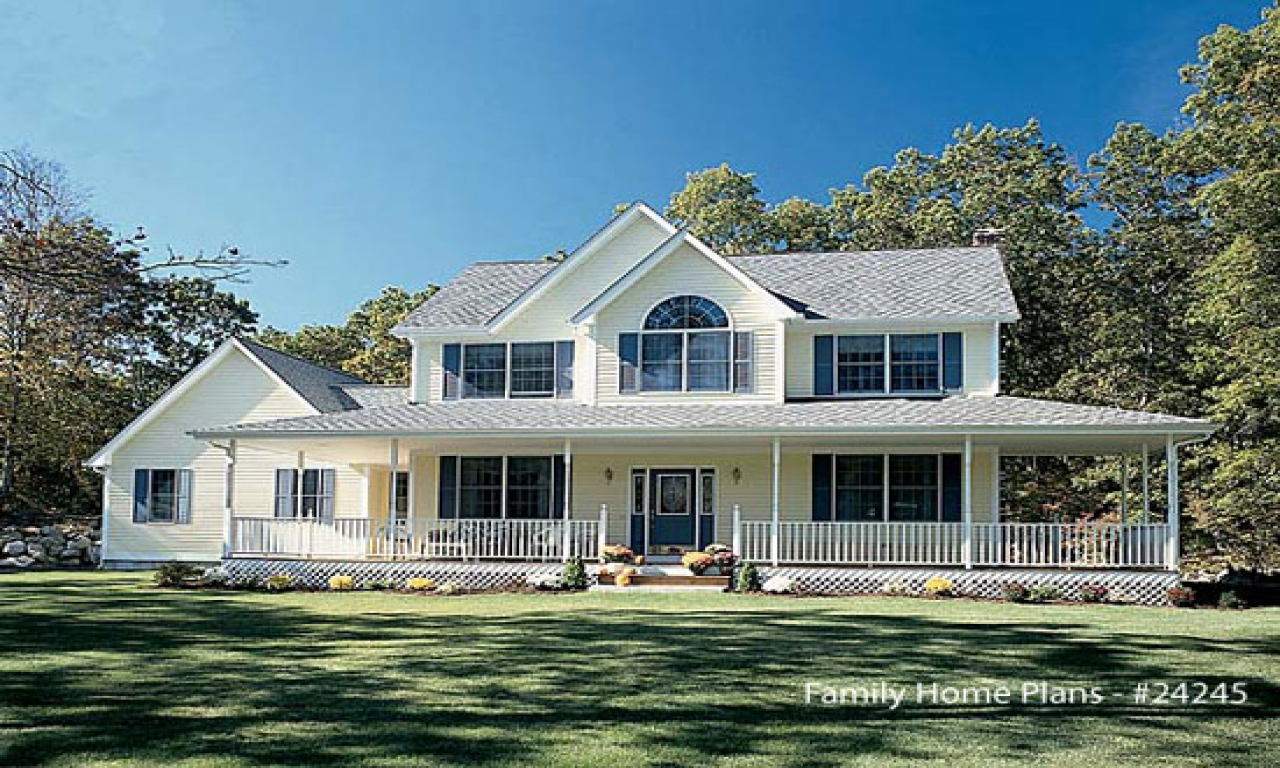 Country house plans with wrap around porches southern for House plans with porches all the way around