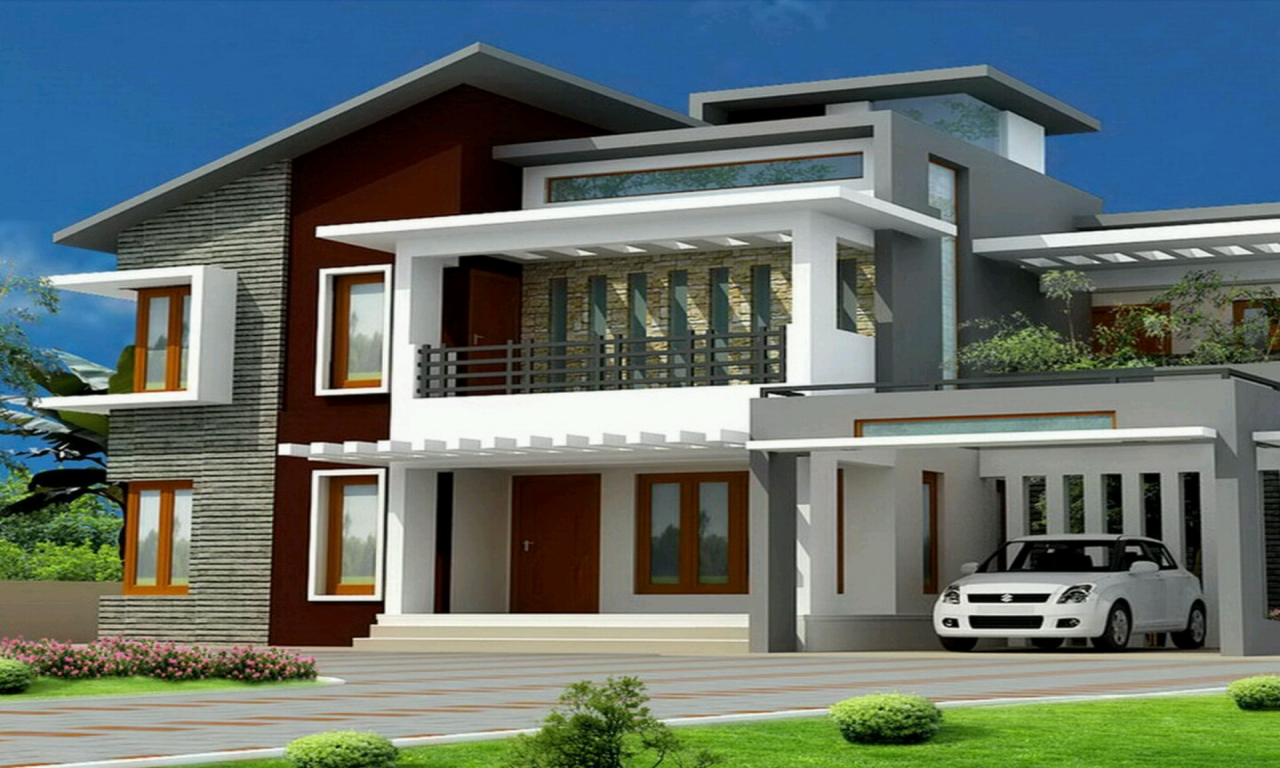 modern bungalow house plans modern bungalow exterior design lrg 7ae984160ed5d3ab - 23+ Small Modern Bungalow House Design With Floor Plan Pictures
